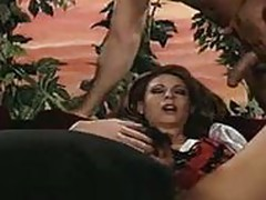 Christy Canyon fucks on a