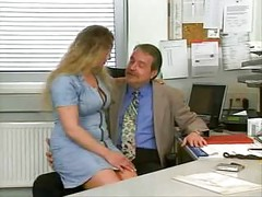 Boss Gets His Curvy Treat<br>