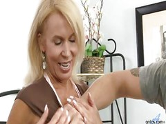 Mature Cougar Pussy Hardcore
