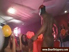 cfnm handjobs at a party