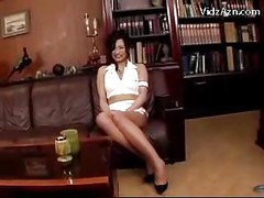 Girl In Tiny White Dress Pantyhose Rubbing Guy With Her Pussy Getting Tits Rubbed<br>