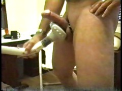 Masturbating with my Vibrator