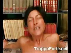Euro mature slut ass fucked hardcore