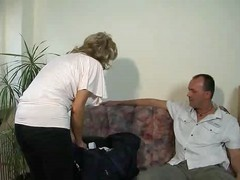 Hot German Mature Fucked On