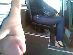 Public Bus Dick Flash<br>