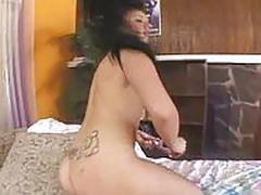 Lindsay Kay  Interracial Babe