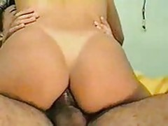 Brazilian couple-anal sex