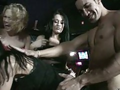 Horny Hotties Buck Wild Partyp2