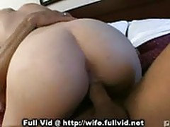 Housewife Riding Cock