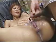 Azusa Ayano - Pussy Bukkake  #-by AngeloAstor
