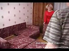 Mature Babysitter Gets Horny  3