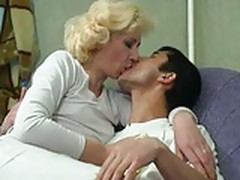 Mature Russian Mom Fucks