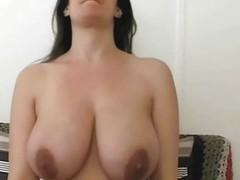 Milf - big tits hairy