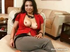Asian milf pussy spread<br>