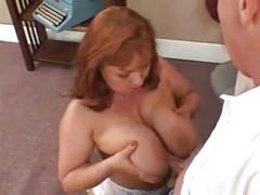 Sexy Redhead Fucked