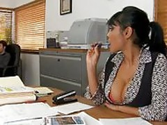 Priya Rai and James Deen