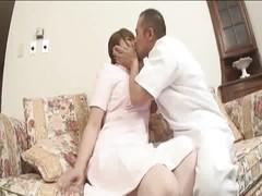 Sexy Japanese Hottie Myuu Hasegawa Creampie DM720