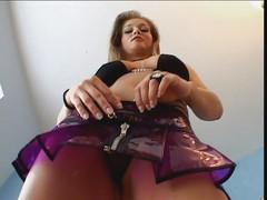 Rita Faltoyano gets a mouth