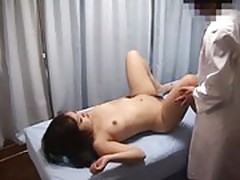 Doctor abusing young shy patient 02