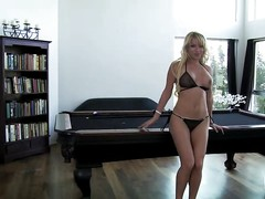 MILF Angie Savage does a