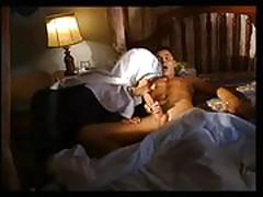 Italian Nun anal fuck