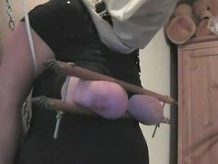 N-Dom BDSM #1 4-6 tit abuse