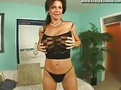 Enormous Titty Mature Bitch