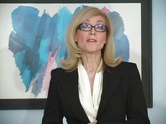 Mature Nina Hartley in