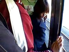 Schoolgirl molested in train 1