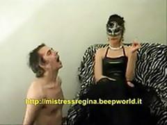 Mistress Regina E Il Suo Porsacenere