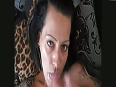big facial cum