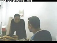 Office Security Cam [Hidden Spy Cam]