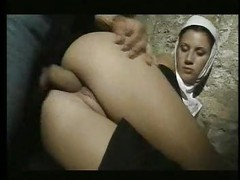Horny nun play 1