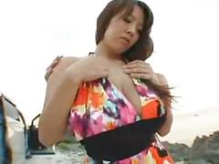 Hitomi Tanaka busty Asian