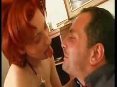 Hot Sexy Redheaded Milf