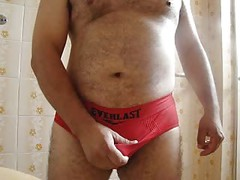 My Red Underwear