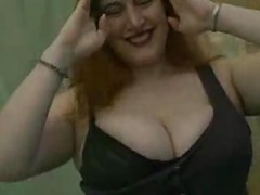 BBW Ginger Pleases Self<br>