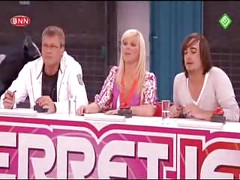 Dutch tv BNN - OOPS Emma in sterretje gezocht - Briget Maasland<br>