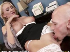 Secretary Gets Fucked In