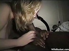 Wife Ninia interracial
