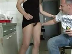 French mature anal gangbanged
