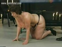 German master spanks older
