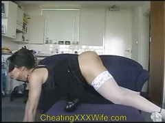 Amateur mature wife hardcore