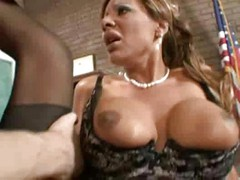 Hot Busty Mature Cougar