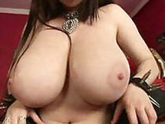 Sloppy BBW Big Tits