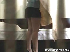 Voyeur Spycam Young Girl caught Masturbating 3 ( teen sexy teens )<br>