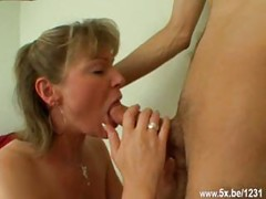 Coralie French mature in