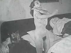 Retro - As Grandma was young - masturbating