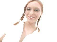 Redhead teen Anal