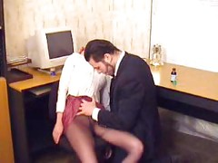 Boss Chloroform and Rape her
